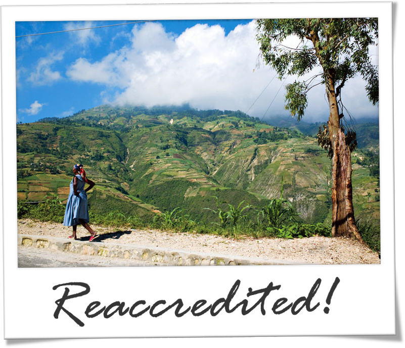 CAN re-accredited in Haiti, 9 spots available, apply today!