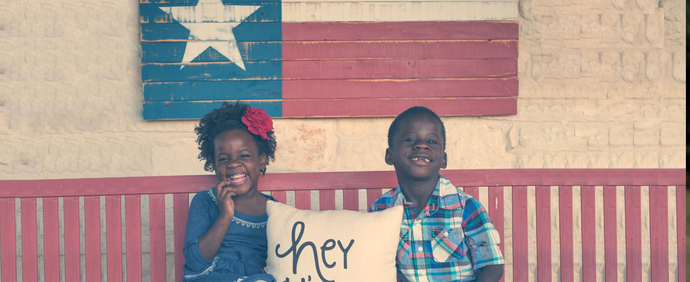 Texas Based International Adoption Children