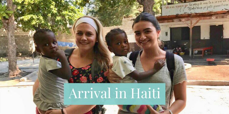Haiti Arrival